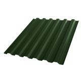 Лист профилированный зеленый С 21 2000х1050 мм 2,1 м2 (копия)